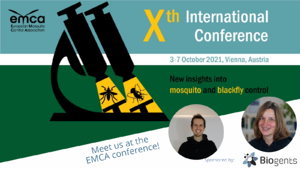 Meet us at the EMCA in Vienna!